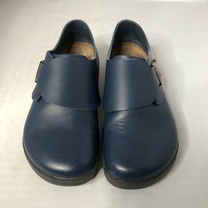 Birkenstock Shoes - Birkenstock BETULA Clogs Monk Strap Buckle